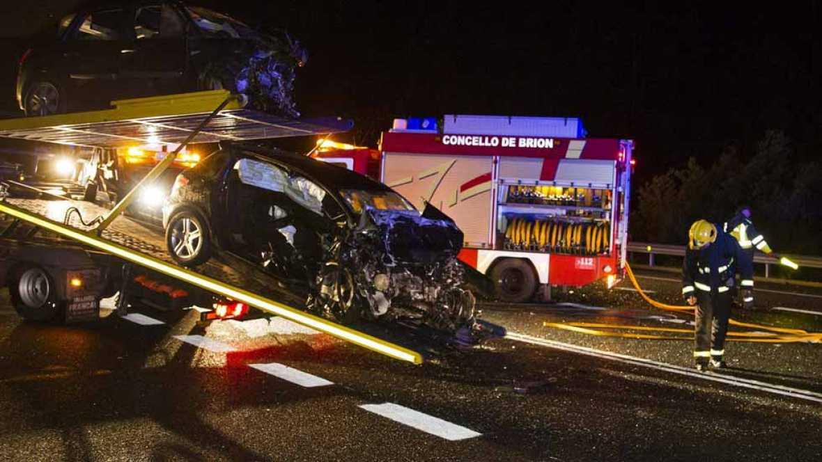 1.680 personas fallecieron el año pasado en las carreteras españolas
