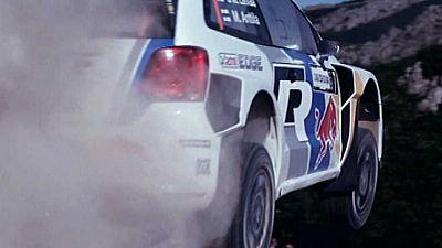 Automovilismo: WRC Campeonato del mundo - Rally Gales - Ver ahora