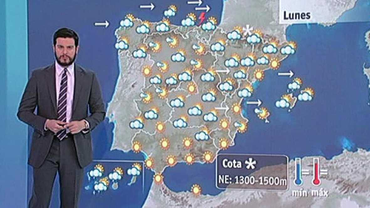 Subida de temperaturas y claros en los próximos días