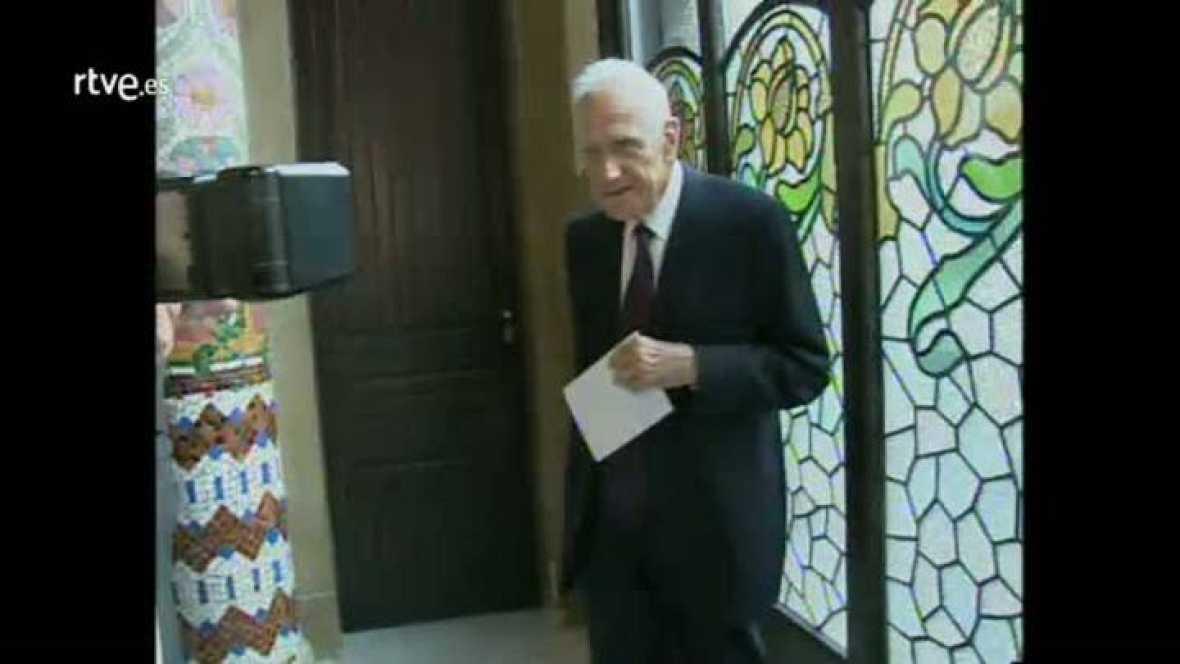 Arxiu TVE Catalunya - Catalunya Avui - Antoni Maria Badia i Margarit