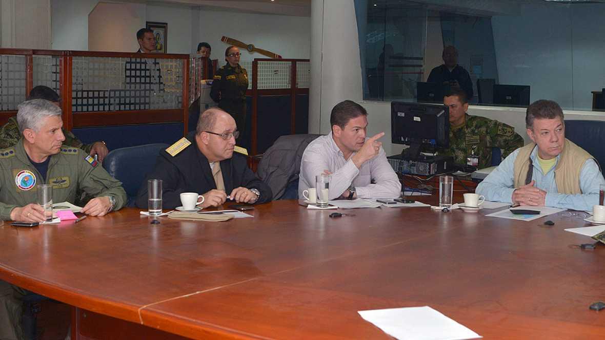 Juan Manuel Santos suspende las negociaciones con la guerrilla de las FARC