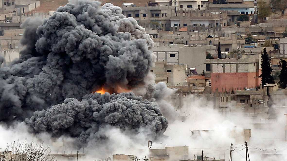 El jefe del estado mayor estadounidense viaja a Irak y cree que la situación empieza a mejorar