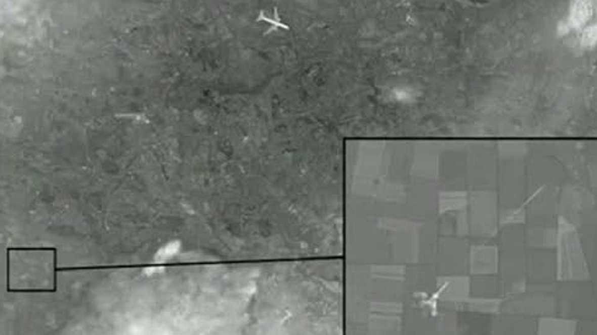 Rusia difunde las imágenes del supuesto ataque de un misil ucraniano y Kiev habla de falsificación