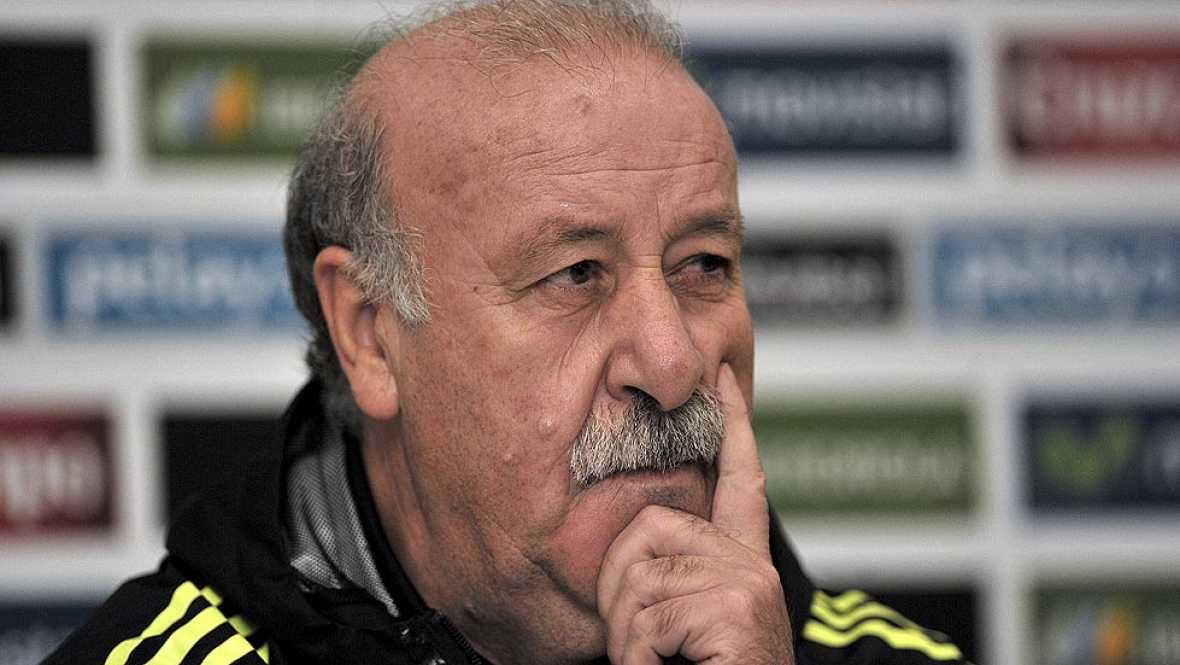 El compromiso de los jugadores con la selección española ha vuelto a ser el tema central en la convocatoria de la Roja, que se enfrenta este martes a Alemania en partido amistoso.