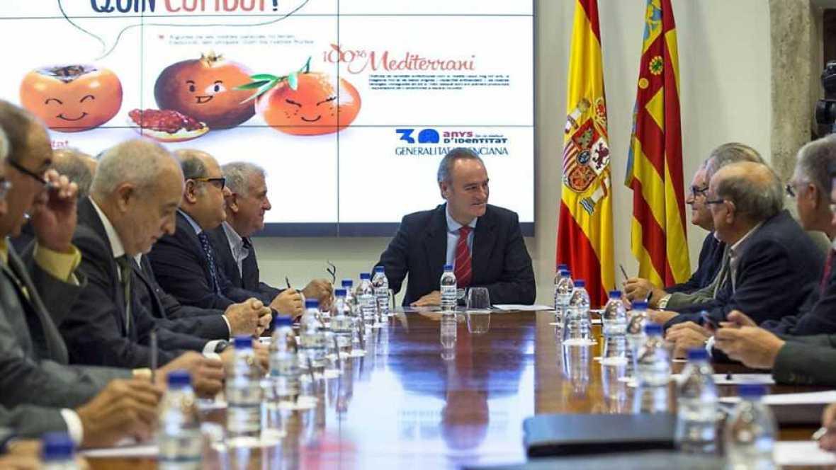L'Informatiu - Comunitat Valenciana 2 - 17/11/14 - Ver ahora