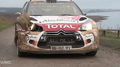 Automovilismo: WRC Campeonato del mundo - Rally Gales. Resumen - escuchar ahora
