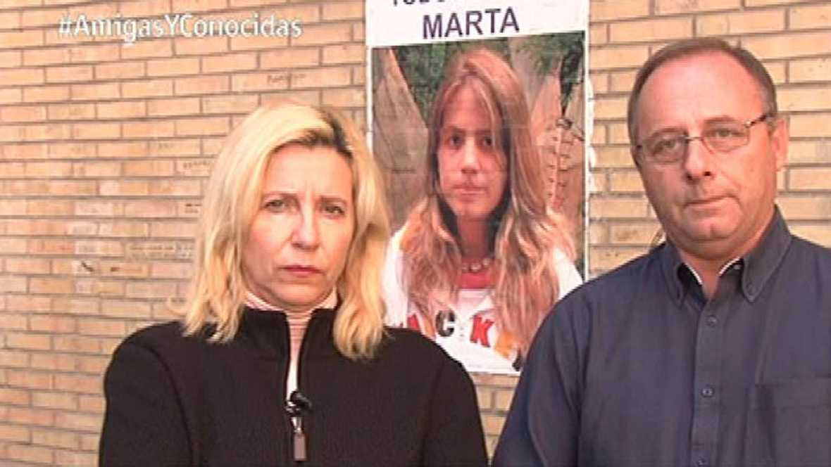 Madre de Marta del Castillo: `La justicia es injusta'