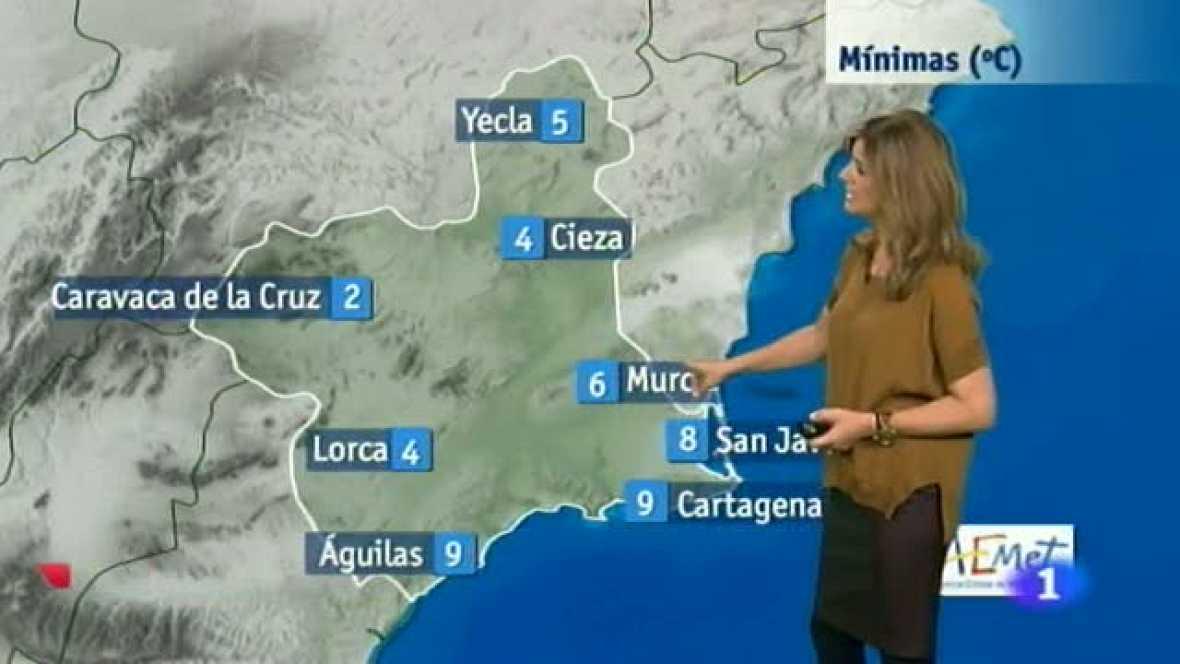 El tiempo en la Región de Murcia - 18/11/2014
