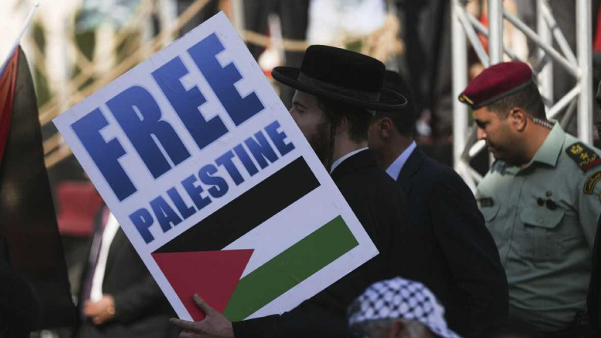 El Congreso pedirá al Gobierno que reconozca el Estado palestino