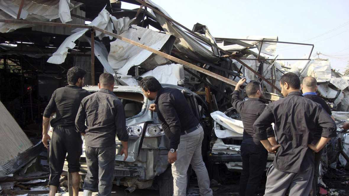 Balance del terrorismo internacional: 10.000 atentados y 18.000 muertos