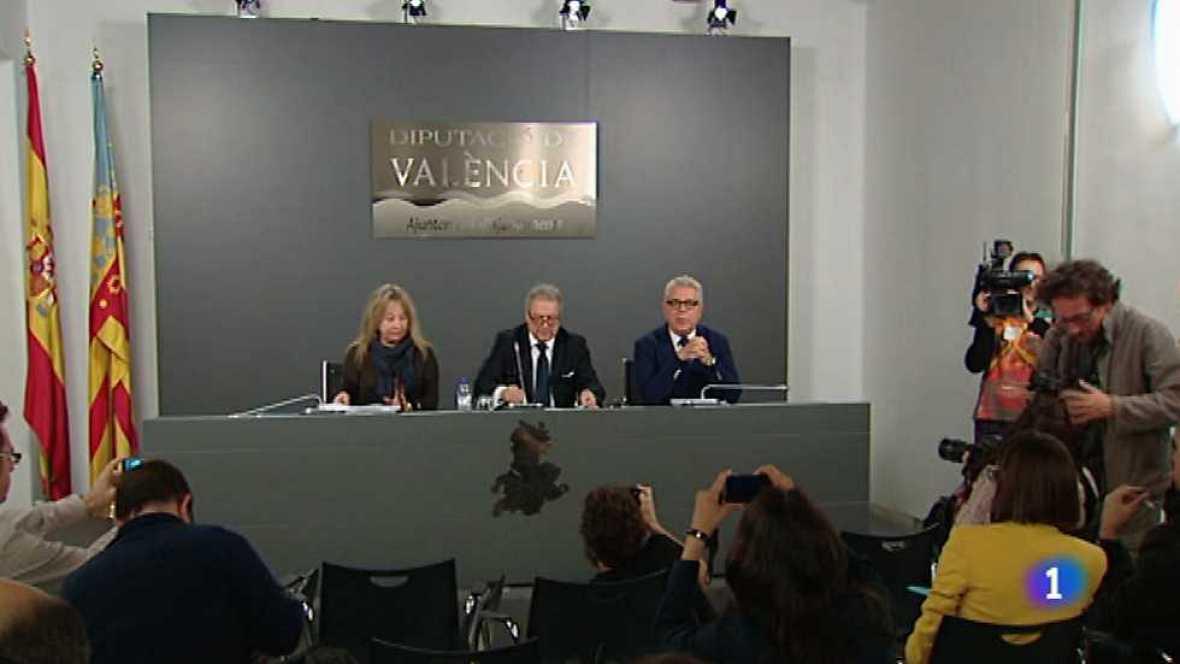 L'Informatiu - Comunitat Valenciana 2 - 18/11/14 - Ver ahora