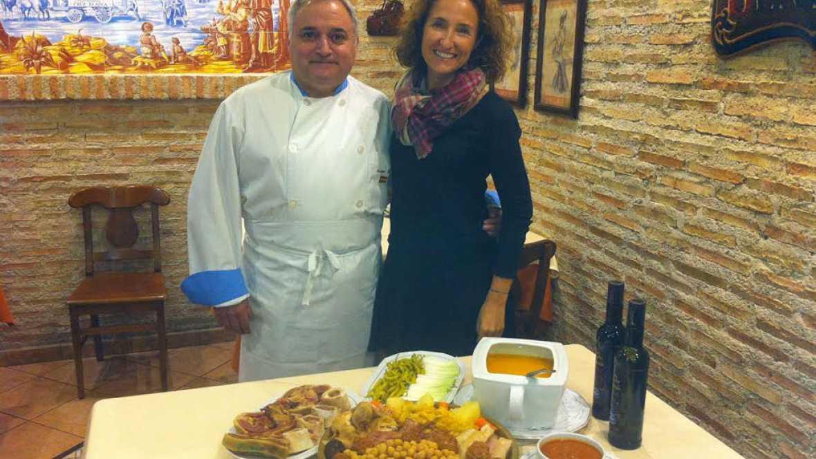 El mejor cocido de España
