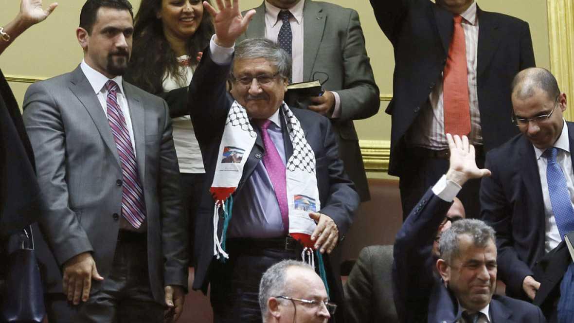 El Congreso de los Diputados pide por unanimidad al Gobierno que reconozca el Estado de Palestina