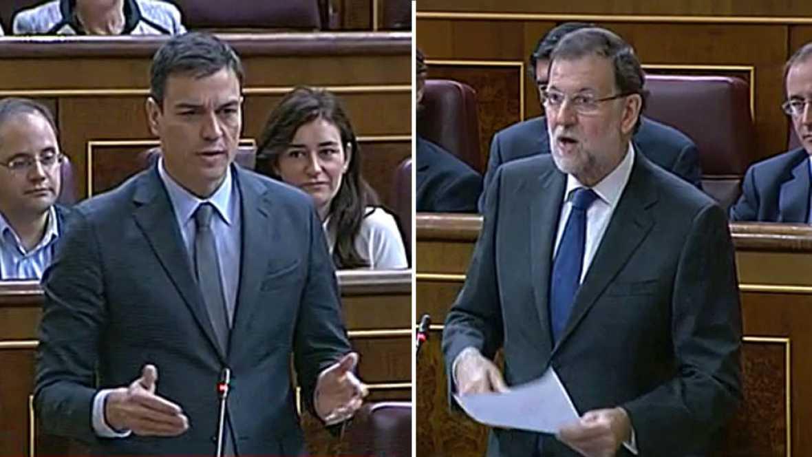 Rajoy reitera su ofrecimiento a hablar con Mas sobre la carta que le envió tras el 9N