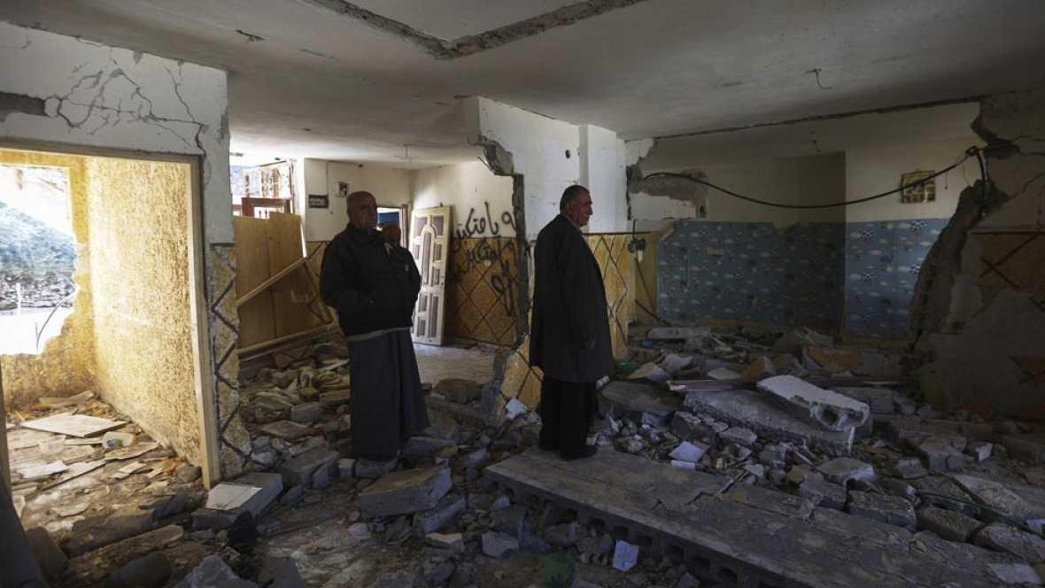 Israel demuele la casa del palestino que atropelló a dos personas en Jerusalén