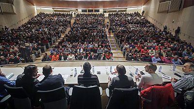 Campofrío reubica al 15% de la plantilla de la fábrica incendiada en Burgos