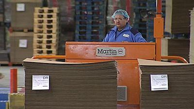 Cientos de trabajadores indirectos podrían perder su trabajo debido al incendio de la fábrica de Campofrío