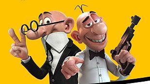 RTVE.es estrena, en primicia, una secuencia de Mortadelo y Filemón contra Jimmy el cachondo'