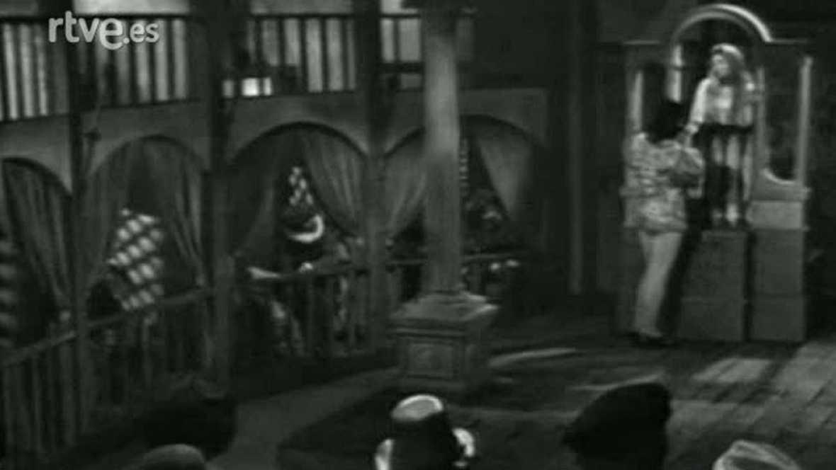 Teatro de siempre - Un drama nuevo