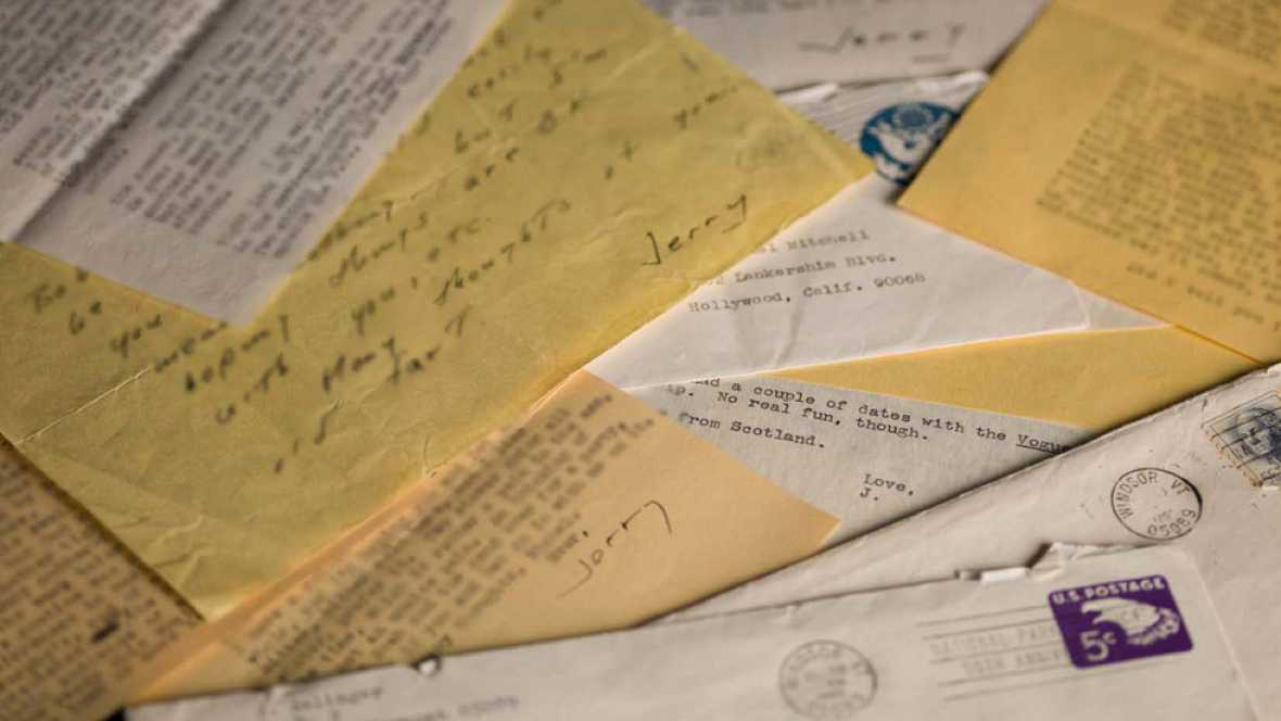 """De Katharine Hepburn a Leonardo Davinci, """"Cartas memorables"""" recopila misivas que hicieron historia"""