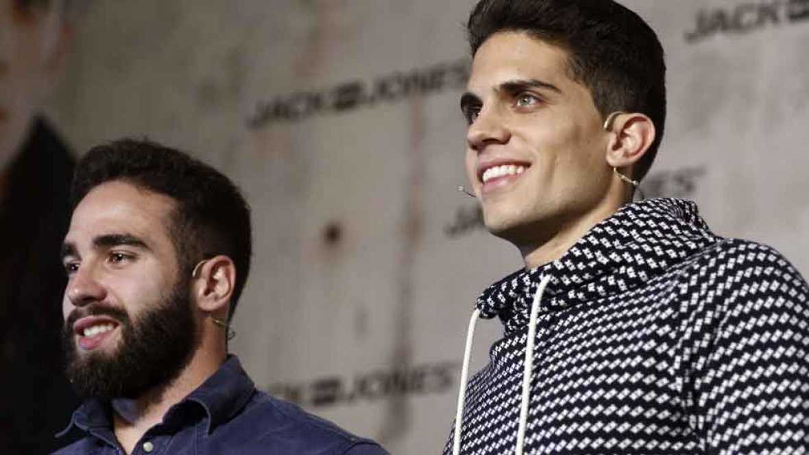 """Carvajal y Bartra piden """"paciencia"""" con la selección"""