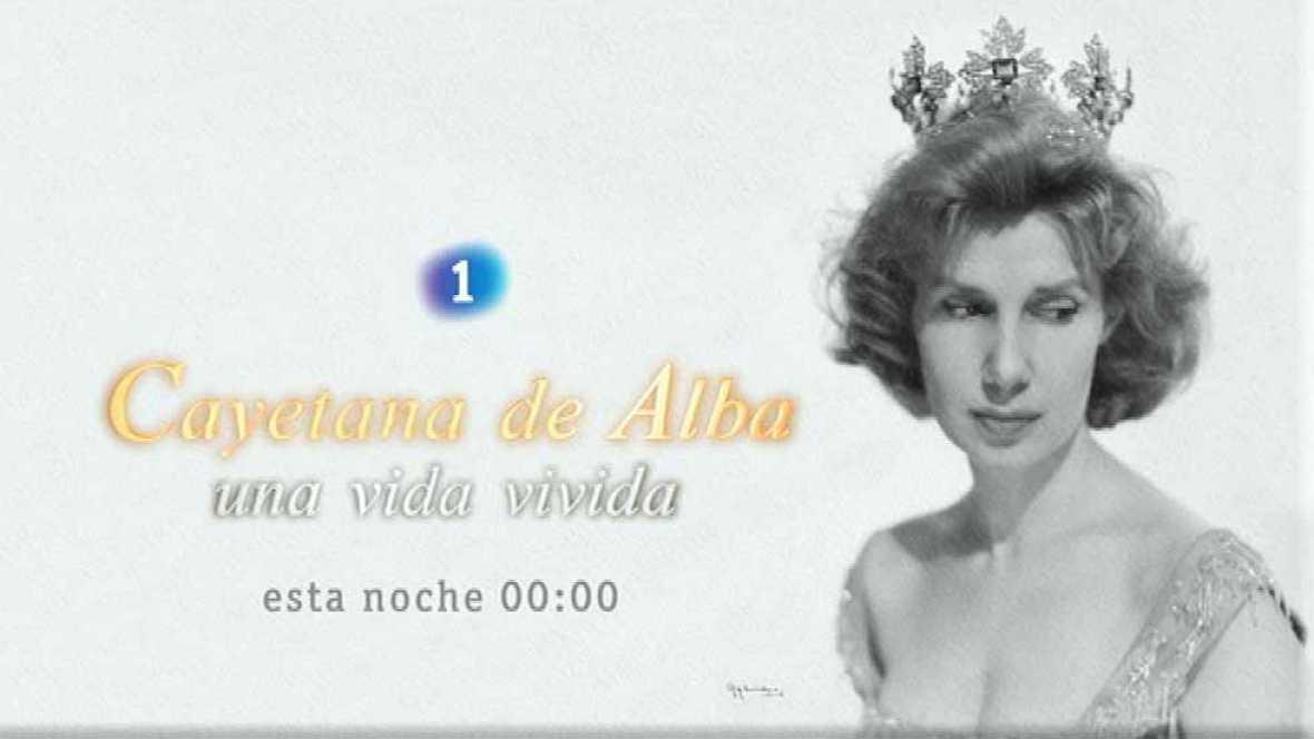 Televisión Española ofrece esta noche un especial dedicado a la Duquesa de Alba