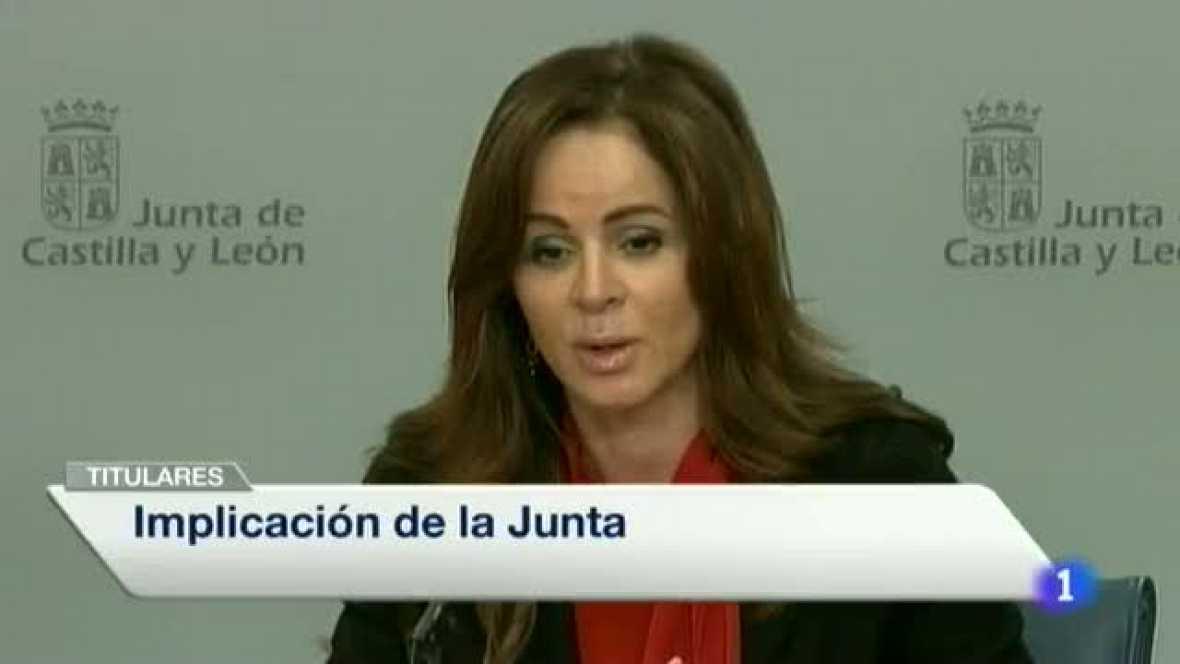 Castilla y León en 2' - 20/11/14