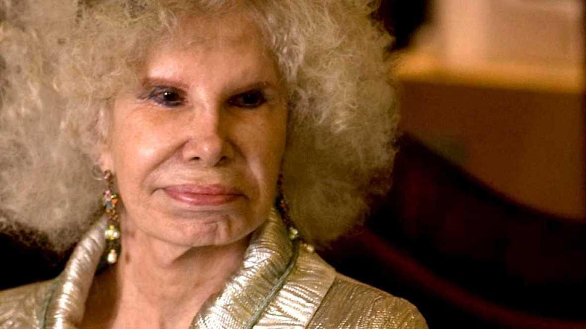 Doña Cayetana, una mujer muy querida