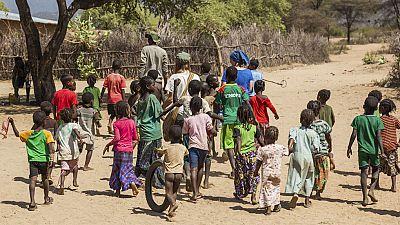 Los niños siguen siendo el colectivo más vulnerable a la violencia y la explotación