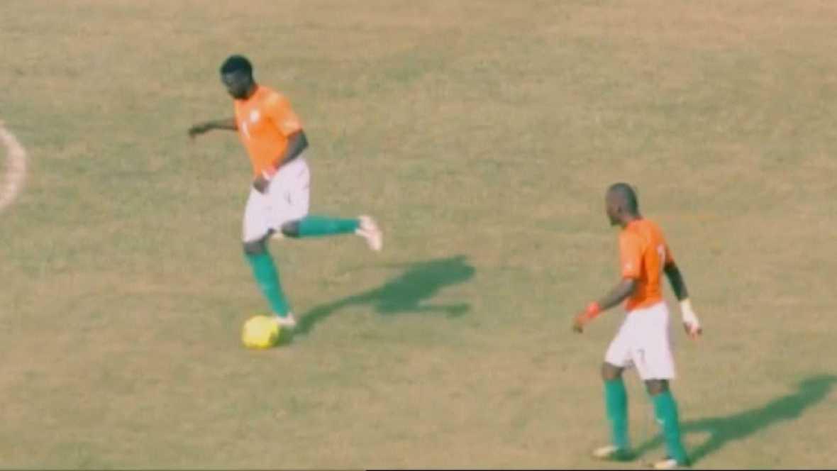 Con unos minutos por disputar y con el resultado favorable para ambos, Costa de Marfil y Camerún dejaron de competir porque el 0-0 los clasificaba para la Copa África.