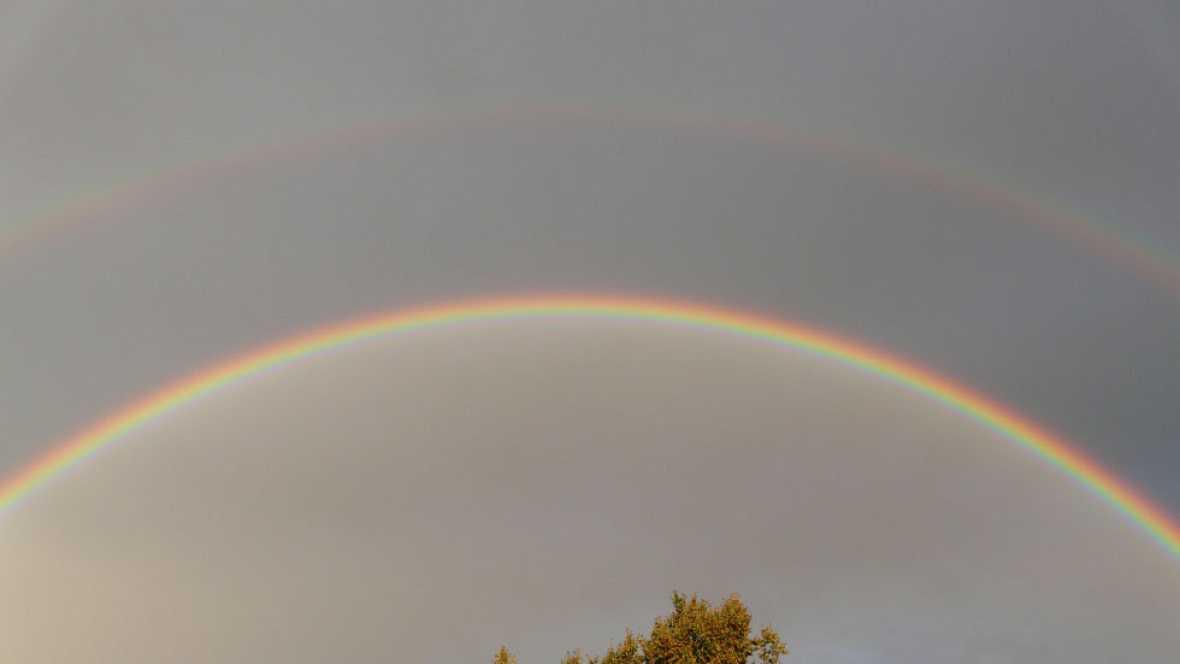 Persisten las lluvias fuertes en Canarias