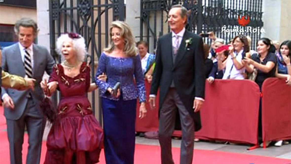 T con T - Los looks de la duquesa de Alba