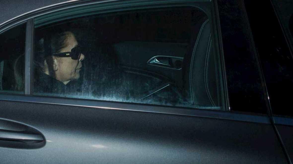 Isabel Pantoja entra en la cárcel