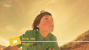 Royal Mail - Majesty