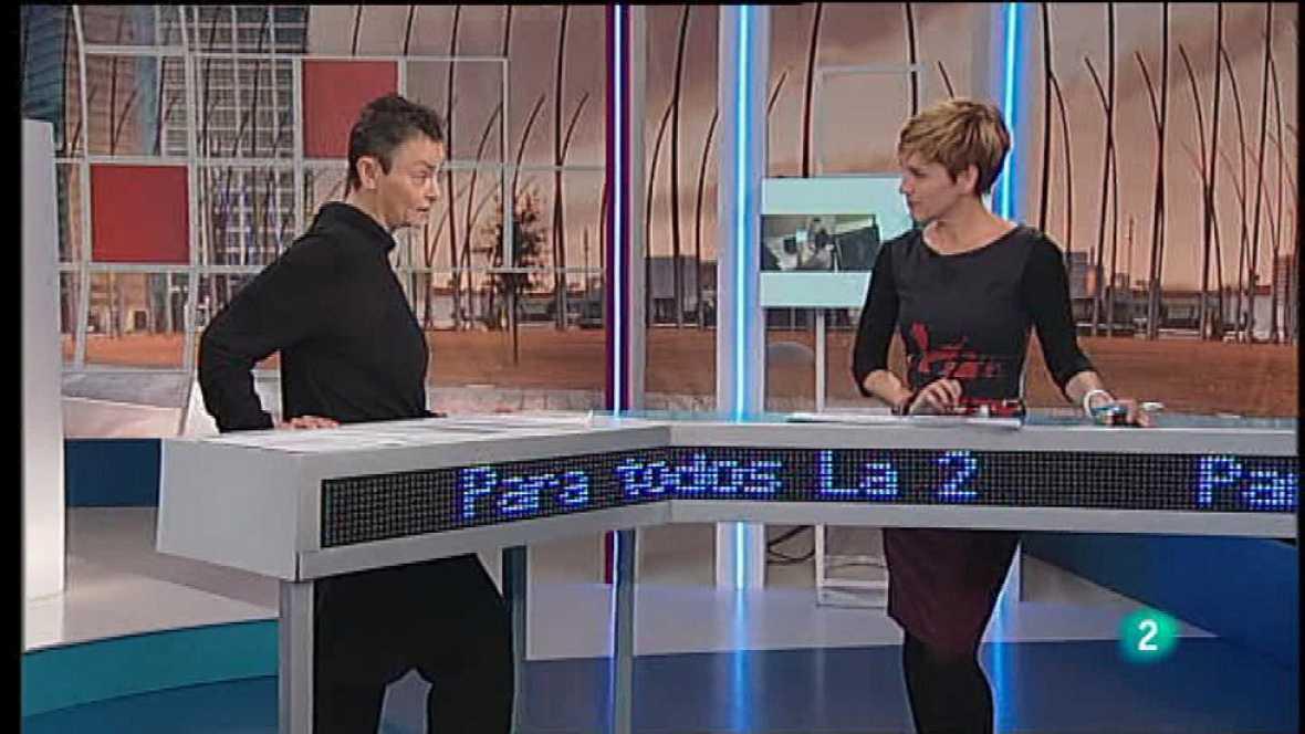 Para Todos La 2 - Innovación - Jóvenes emprendedoras españolas contra la discapacidad y la dependencia