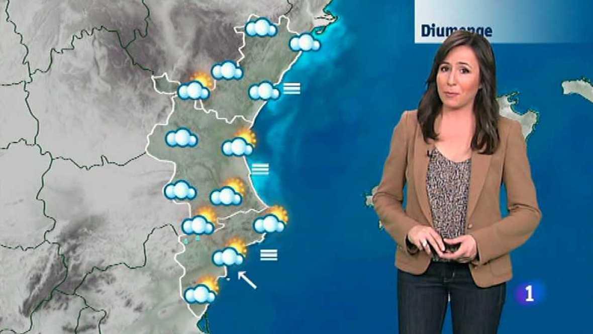 El tiempo en la Comunidad Valenciana - 21/11/14 - Ver ahora