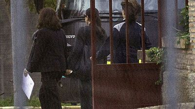 Coraz�n- Isabel Pantoja ingresa en prisi�n para cumplir su condena