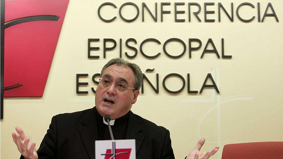 La Conferencia Episcopal pide perdón