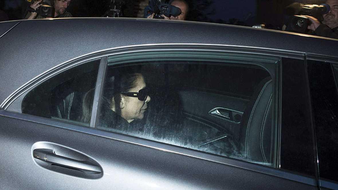 T con T - Isabel Pantoja ingresa en prisión