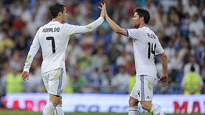 """Xabi Alonso: """"Cristiano es el mejor del mundo"""""""