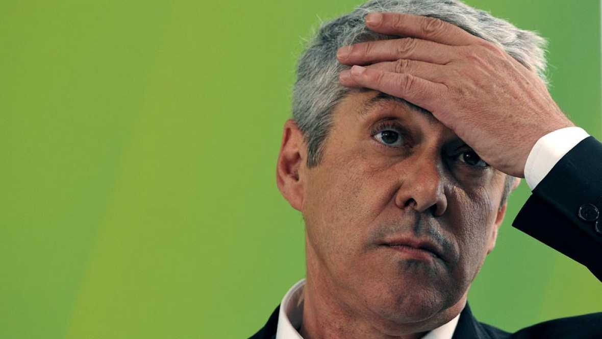 José Sócrates permanece detenido por un supuesto caso de fraude fiscal