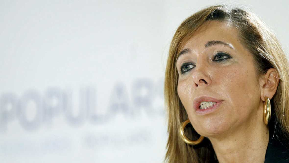 """Sánchez-Camacho se siente """"orgullosa"""" por la querella presentada contra Mas"""