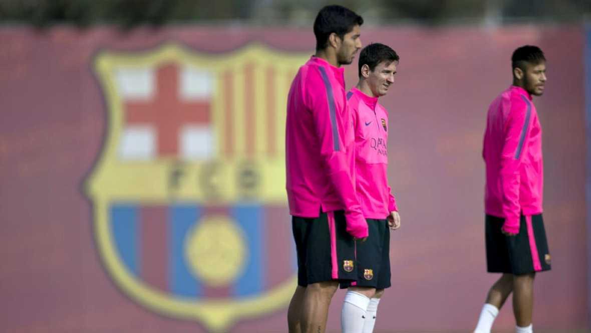 El Camp Nou vivirá un partido de riesgo ante el Sevilla, un encuentro en el que el Barcelona pondrá a prueba su consistencia y su credibilidad después de la derrota sufrida ante el Celta (0-1) en el último partido disputado en casa.