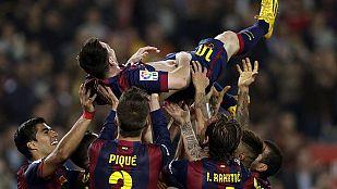 FC Barcelona 5 - Sevilla 1