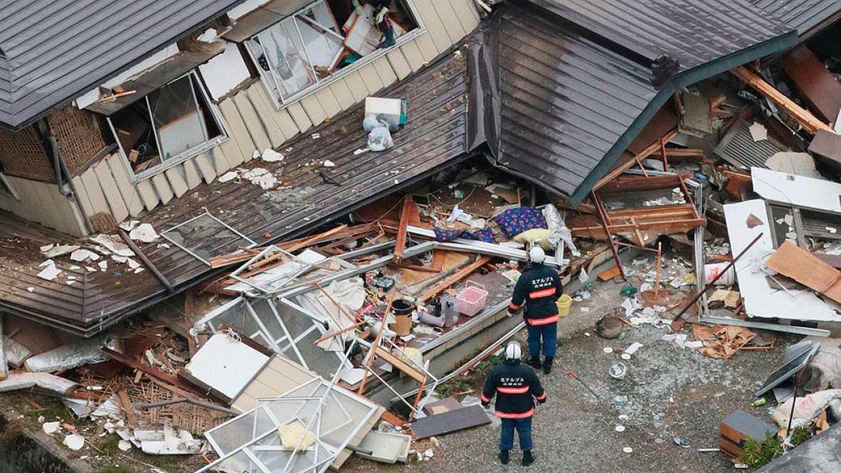 Dos terremotos sacuden Japón y China con unas horas de diferencia