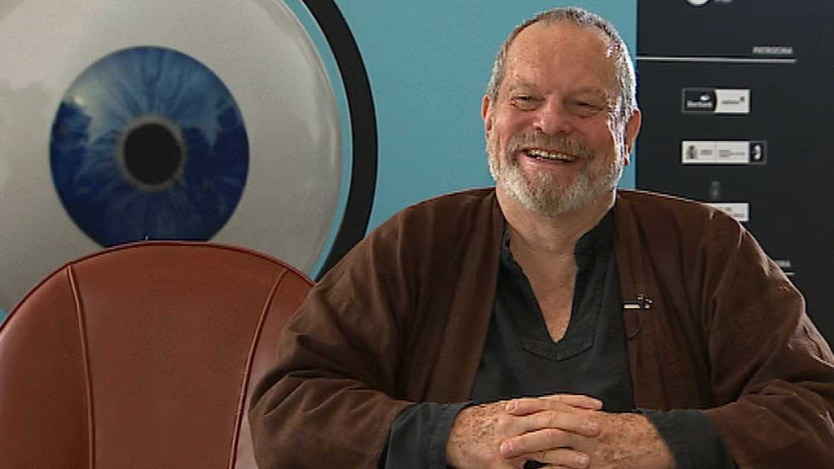 Terry Gilliam premio de honor del Festival internacional de cine de Gijón