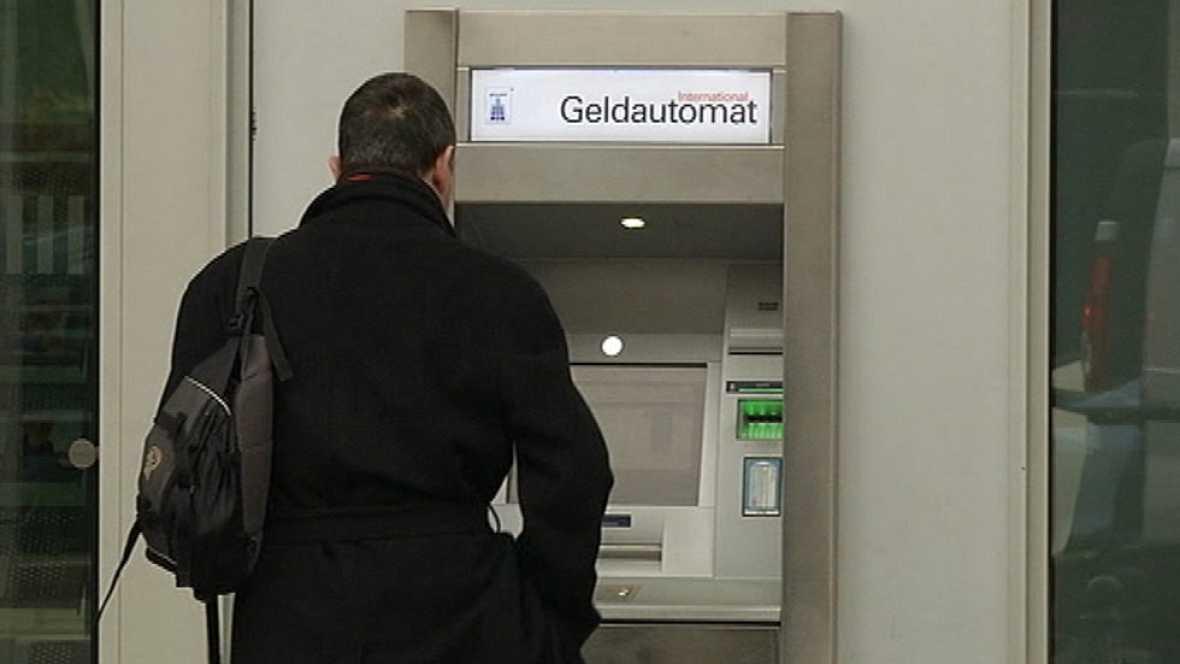 En Alemania tres bancos cobran intereses a los depositantes