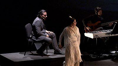 """Se estrena en Valladolid una nueva versión del musical """"Eterno Camarón"""""""