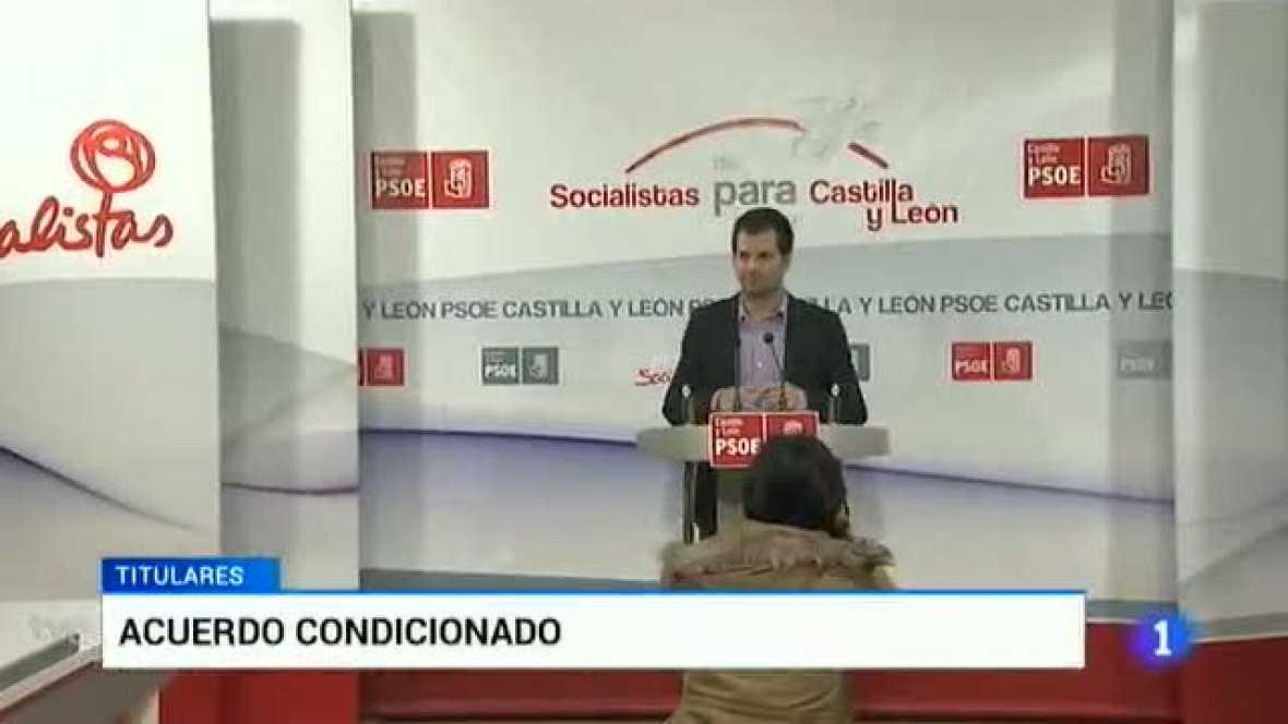Castilla y León en 2' - 24/11/14