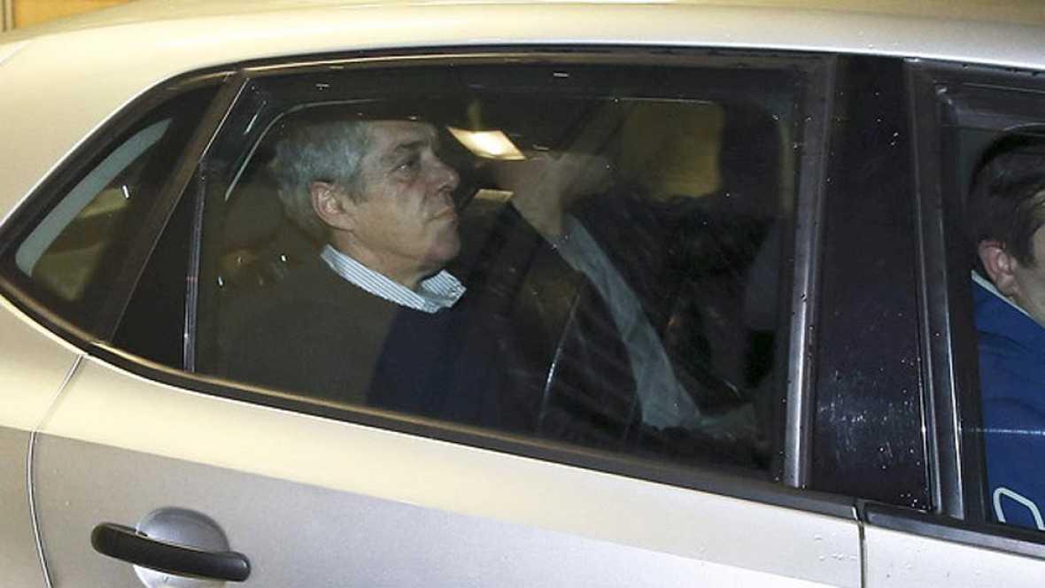 El exprimer ministro portugués declara de nuevo ante al juez por presunto fraude fiscal